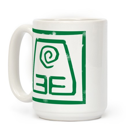 Earth Bender Coffee Mug