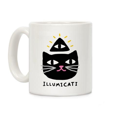 Illumicati Coffee Mug