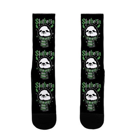 Slotherin Sock