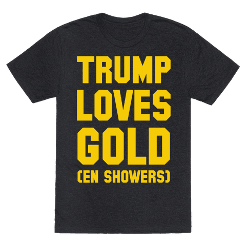 Trump Loves Gold