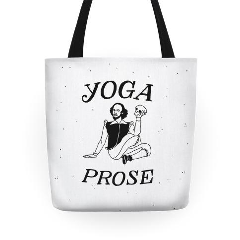 Yoga Prose Tote