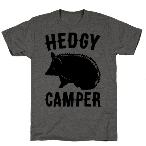 Hedgy Camper T-Shirt