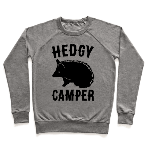 Hedgy Camper Pullover