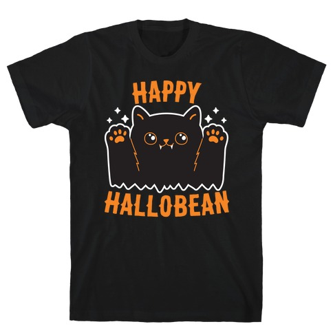 Happy Hallobean Mens/Unisex T-Shirt
