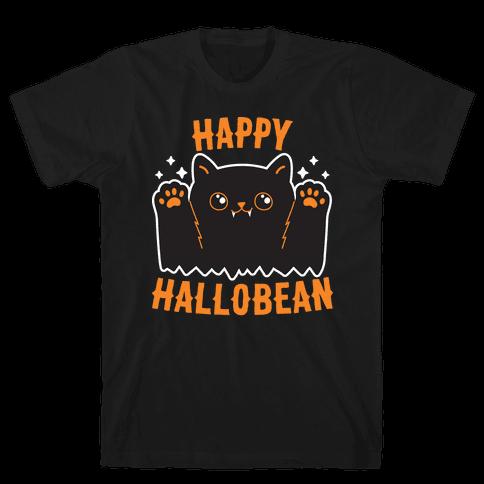 Happy Hallobean Mens/Unisex T-Shirt