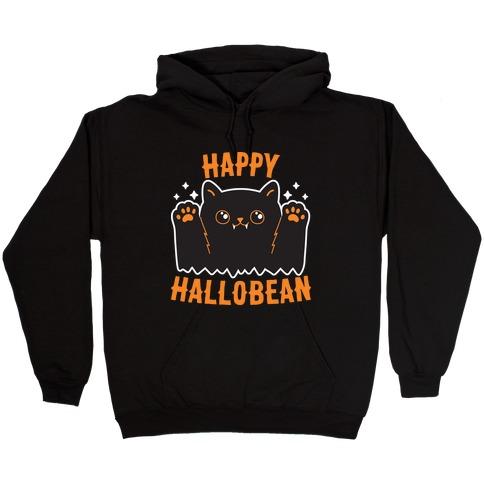 Happy Hallobean Hooded Sweatshirt