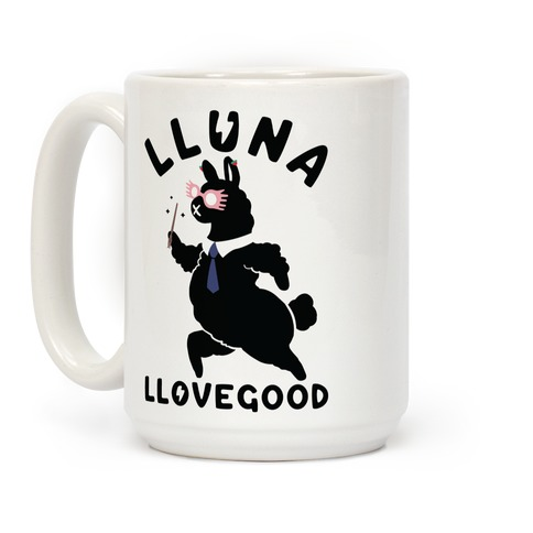 Lluna Llovegood Coffee Mug
