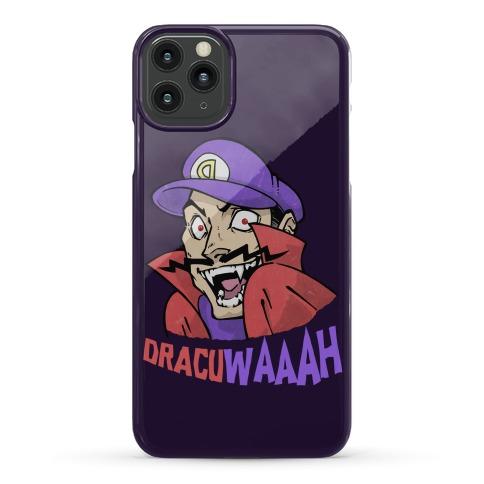 DracuWAAAH Phone Case