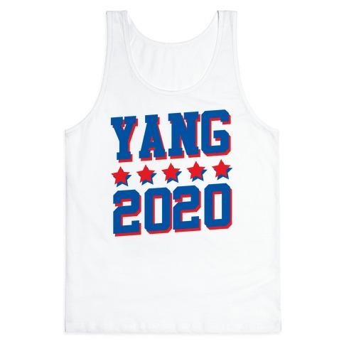 4cfc88e6ec85a Andrew Yang 2020 Tank Top