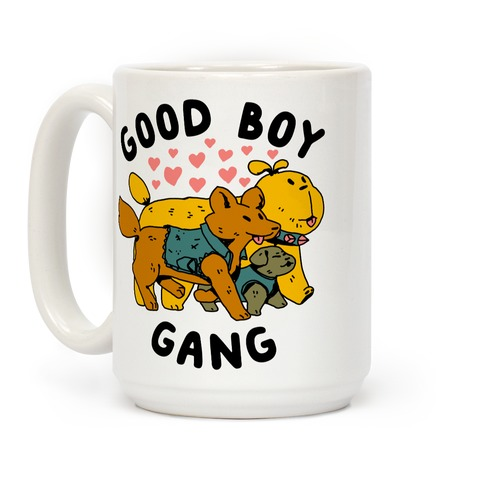 GOOD BOY GANG Coffee Mug