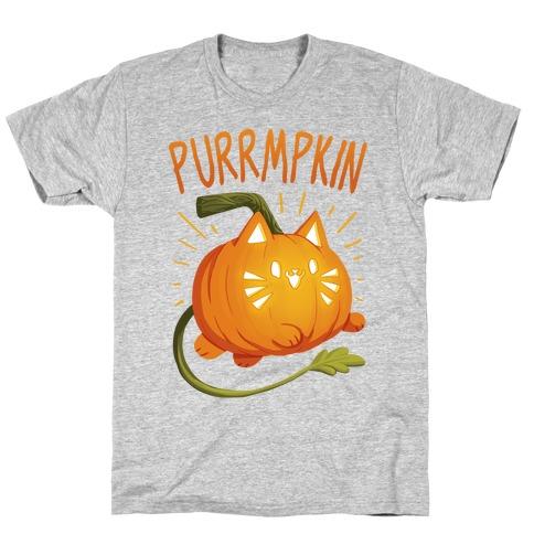 Purrmpkin T-Shirt
