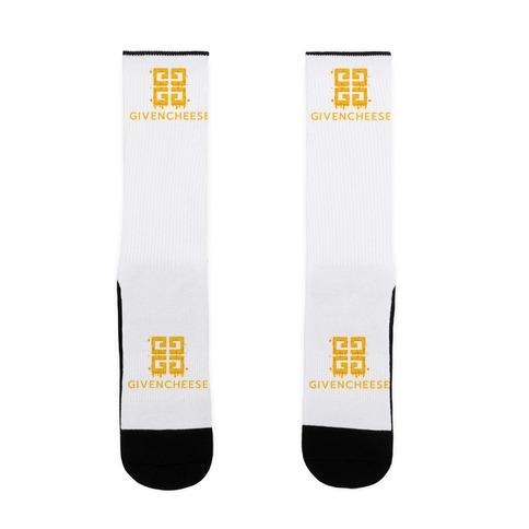 Givencheese Parody Sock
