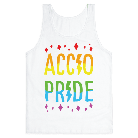 Accio Pride Tank Top
