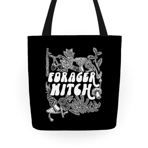 Forager Witch Tote