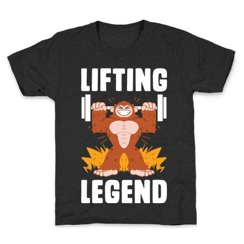 Lifting Legend Kids T-Shirt