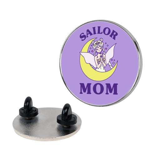 Sailor Mom Pin