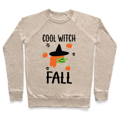 Cool Witch Fall Pullover