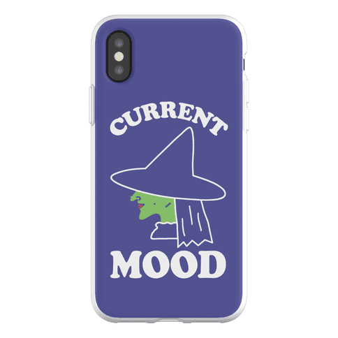 Current Mood Witch Phone Flexi-Case