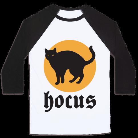 Hocus (Hocus Pocus Pair) Baseball Tee