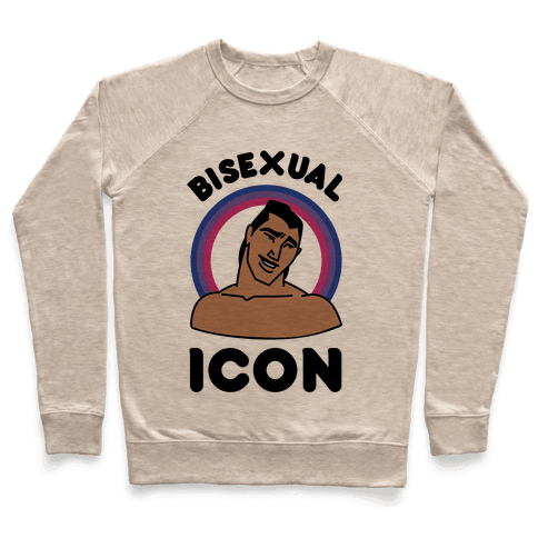 Bisexual Icon Pullover