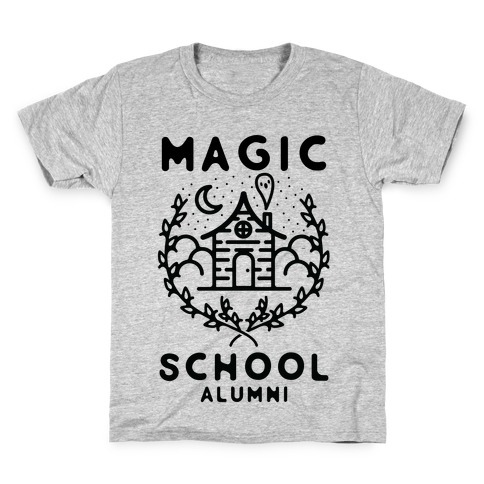 Magic School Alumni Kids T-Shirt