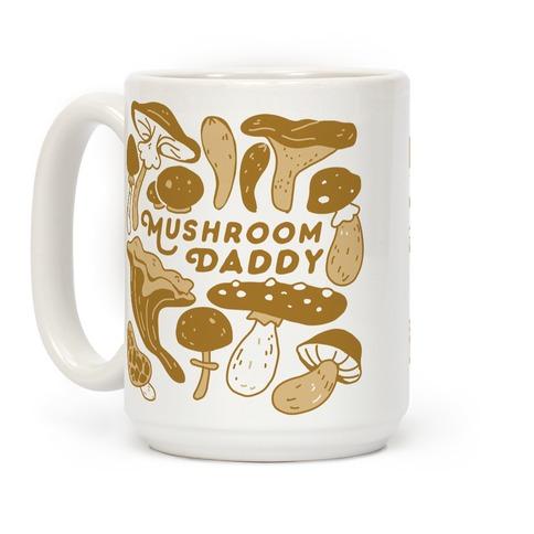 Mushroom Daddy Coffee Mug
