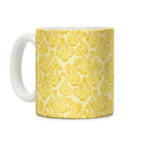 Mac and Geese Coffee Mug