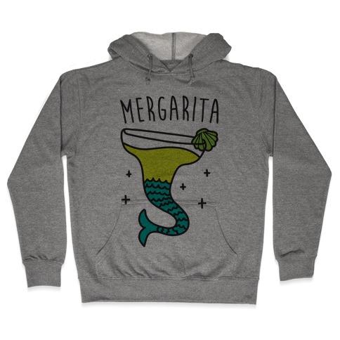 Mergarita Hooded Sweatshirt