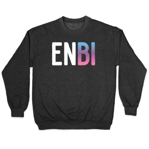 Enbi Bisexual Non-binary Pullover