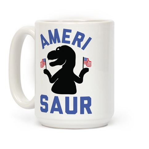Amerisaur Coffee Mug
