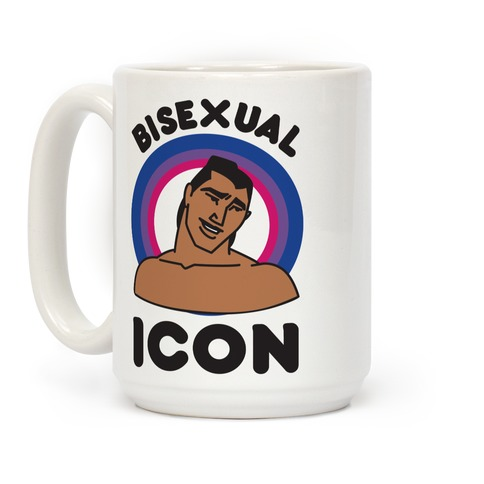 Bisexual Icon Coffee Mug