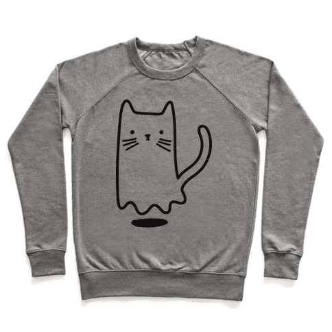 Ghost Cat Pullover