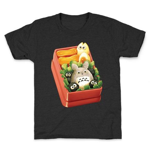 Totoro Bento Kids T-Shirt