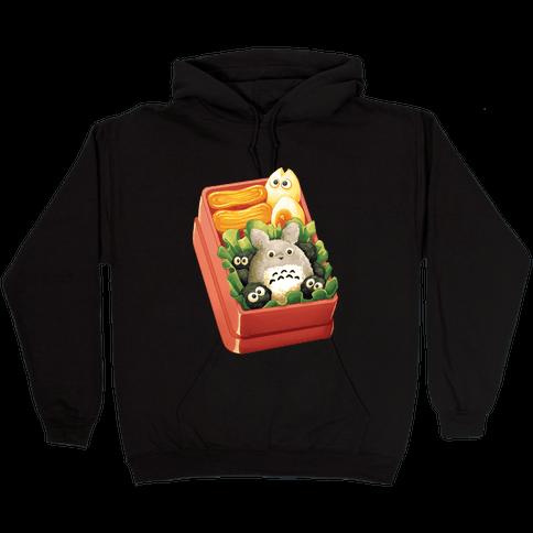 Totoro Bento Hooded Sweatshirt