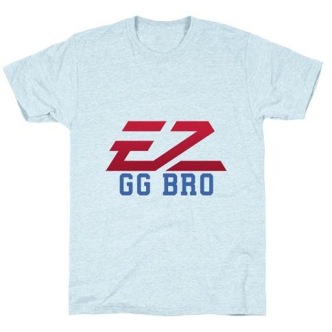 EZ GG Bro T-Shirt