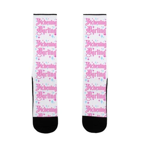 Sickening Darling Sock