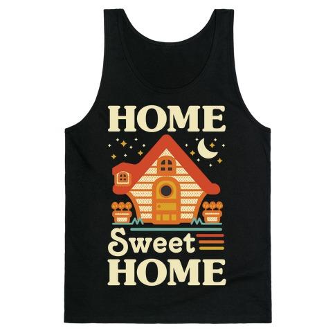 Home Sweet Home Animal Crossing Tank Top