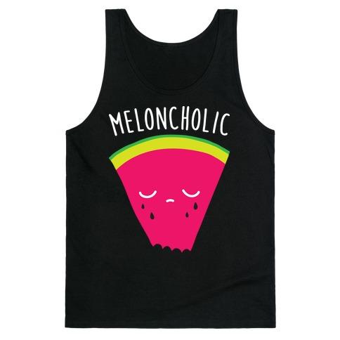 Meloncholic Watermelon Tank Top