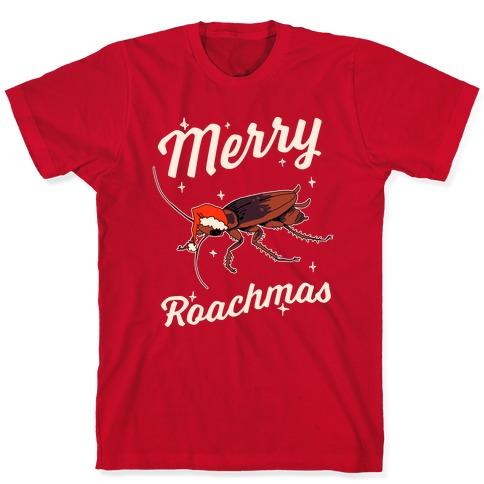 Merry Roachmas T-Shirt