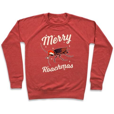 Merry Roachmas Pullover