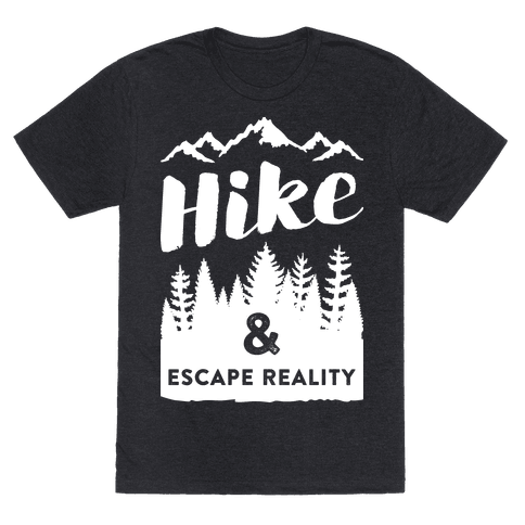 Hike & Escape Reality (White)