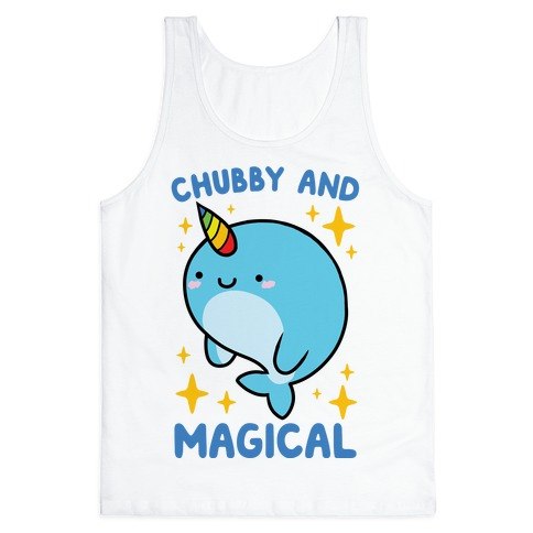 Chubby And Magical Tank Top