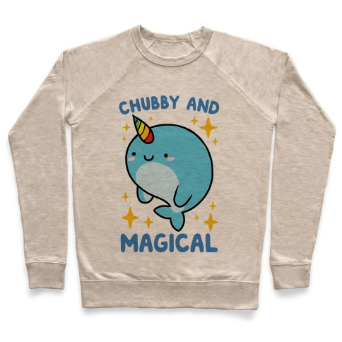 Chubby And Magical Pullover