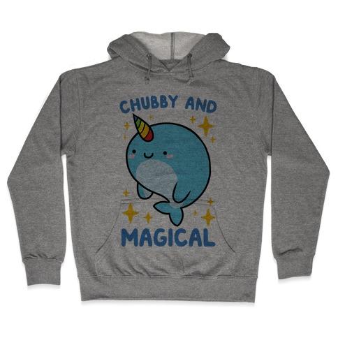 Chubby And Magical Hooded Sweatshirt