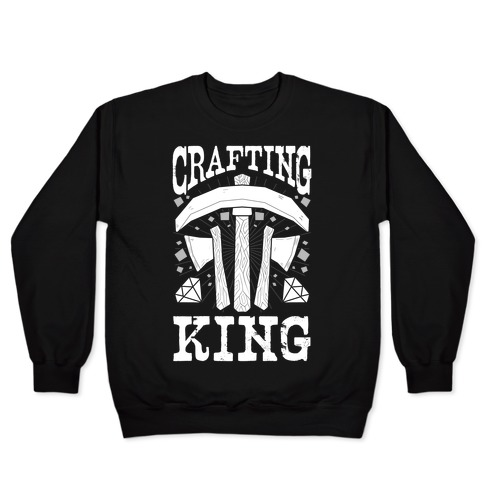 Crafting King Pullover