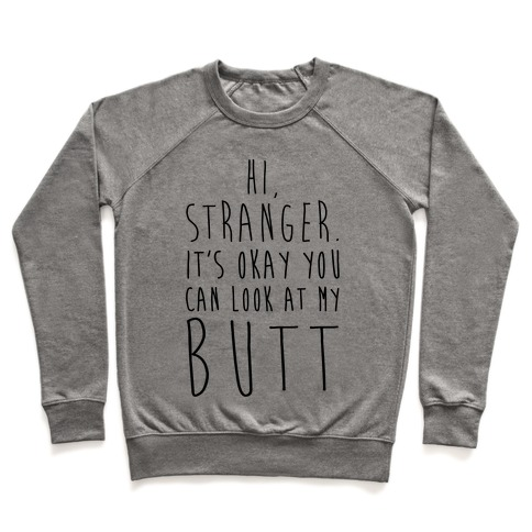 Hi Stranger Pullover