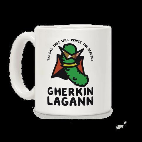 Gherkin Lagann Coffee Mug