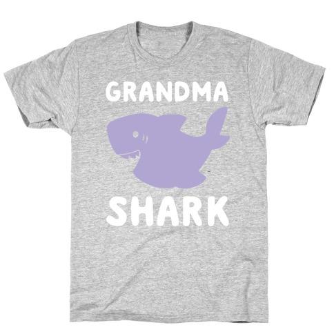 Grandma Shark (1 of 5 set) T-Shirt