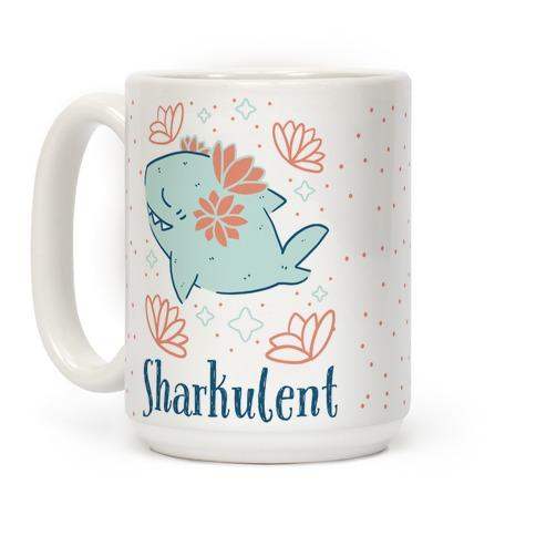 Sharkulent Coffee Mug