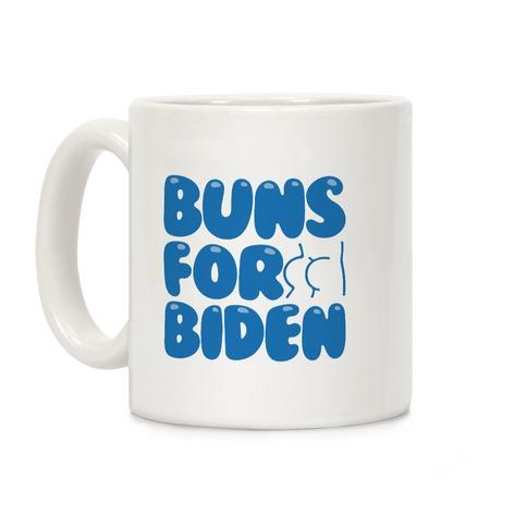 Buns For Biden Coffee Mug